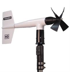 Davis Vantage Vue >> R.M. Young Wind Monitor | Propeller Anemometer | Scientific Sales
